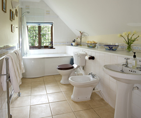 Quality fitted bathroom South Lakes